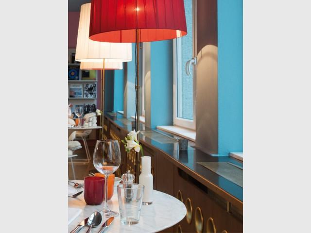 Les couleurs de le corbusier sur vos murs - Peinture haut de gamme ...