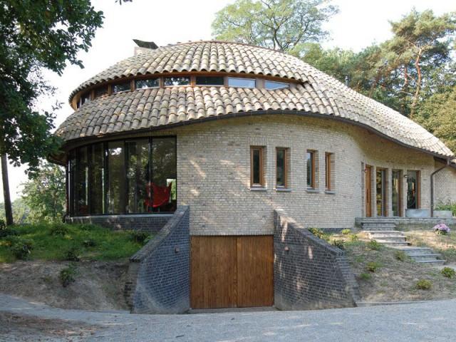 maison tortue