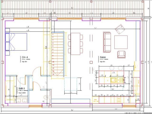 Une maison bois clipse un ancien hangar l 39 abandon for Plan de hangar