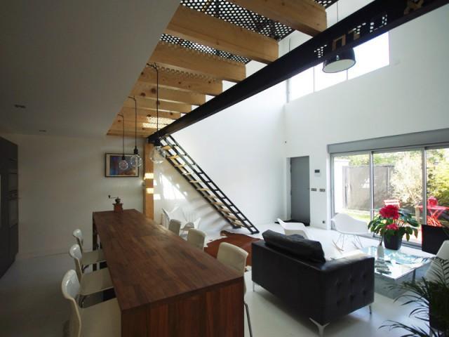 1 vide sur s jour pour plus de lumi re dans la maison. Black Bedroom Furniture Sets. Home Design Ideas