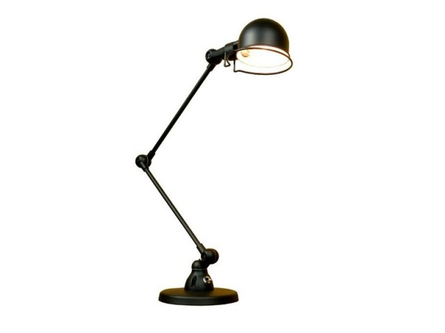 Le noir mat so chic - Lampe bureau industrielle ...