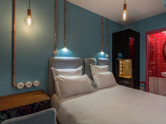 H tel exquis paris 10 bonnes id es d co refaire for Chambre 13 dans les hotels