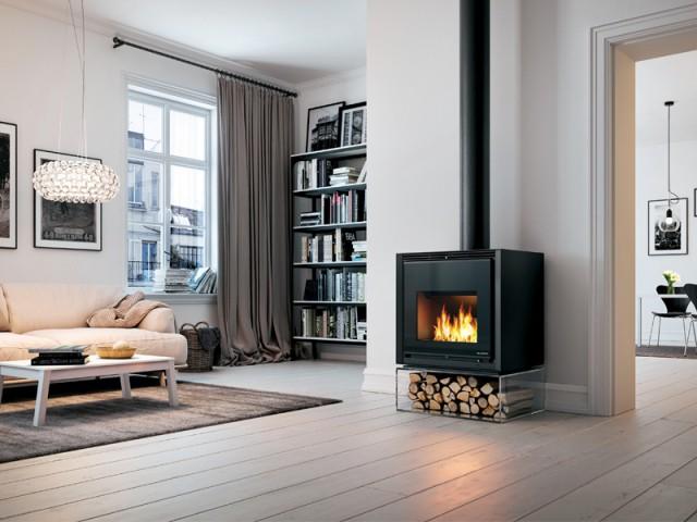 chauffage 10 id es pour mettre en valeur son po le. Black Bedroom Furniture Sets. Home Design Ideas