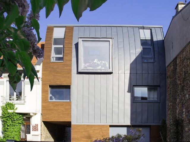 Connu Avant/après : surélévation et apport de lumière pour une maison de  UR03