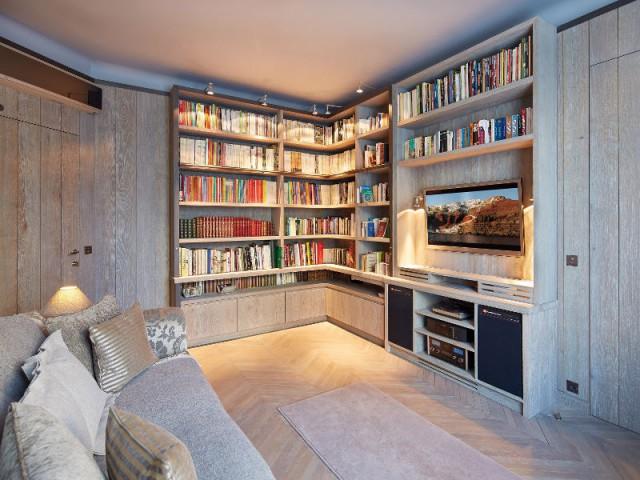 Am Nagement Int Rieur Une Biblioth Que D 39 B Niste Pour Sublimer Un Salon