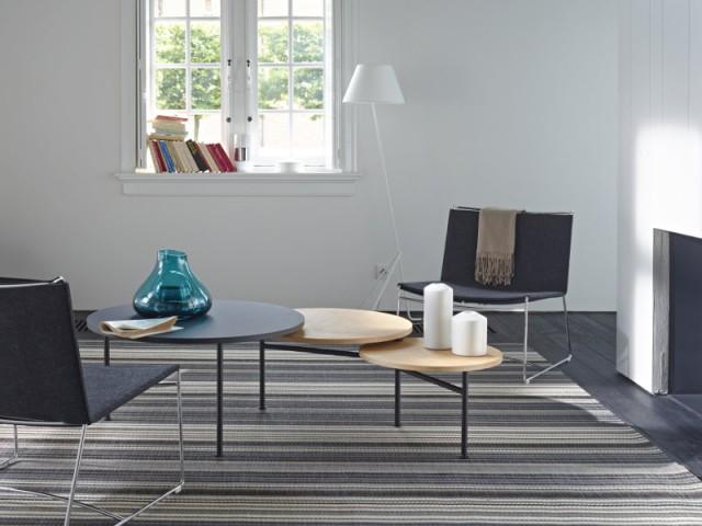 1 salon sans canap pour optimiser l 39 espace for Meubler son salon