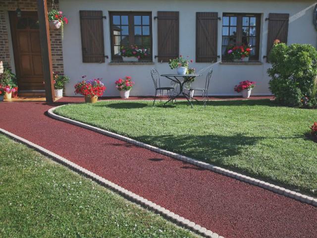 amnager une alle de jardin beautiful alle de jardin originale comment amnager son jardin avec. Black Bedroom Furniture Sets. Home Design Ideas