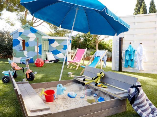 Terrasse jardin nos id es pour les personnaliser for Maison moderne feber