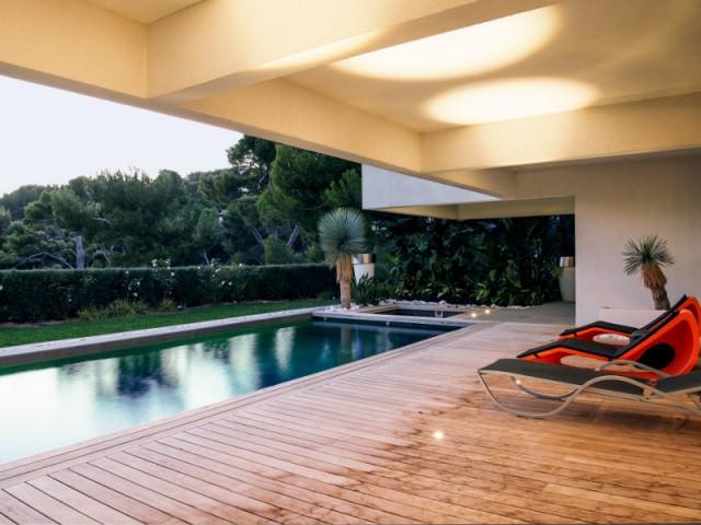 Une villa connectée sur les hauteurs de Marseille
