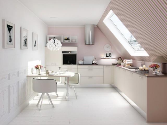 10 astuces pour agrandir une petite cuisine for Architecte 3d combles