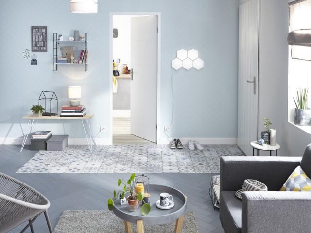 des sols dynamis s dans ma maison 10 photos pour vous inspirer. Black Bedroom Furniture Sets. Home Design Ideas