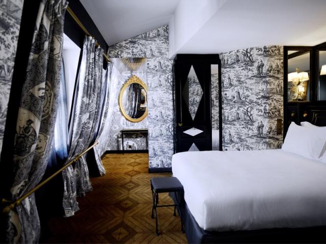 10 idées déco vues à l'hôtel JoBo à Paris