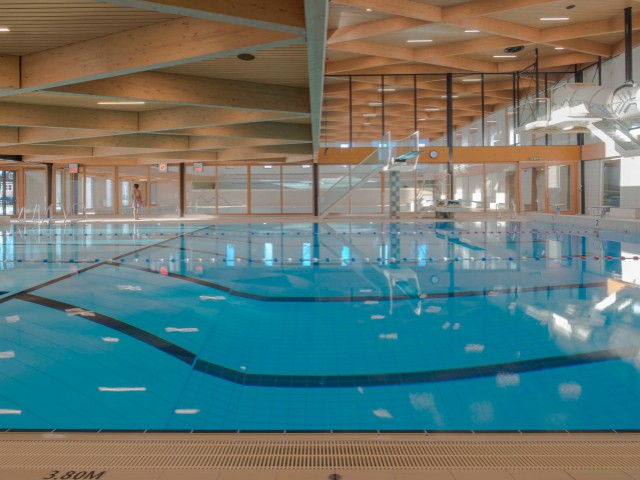 Concours pool vision 2016 6 piscines d 39 exception for Piscine municipale istres