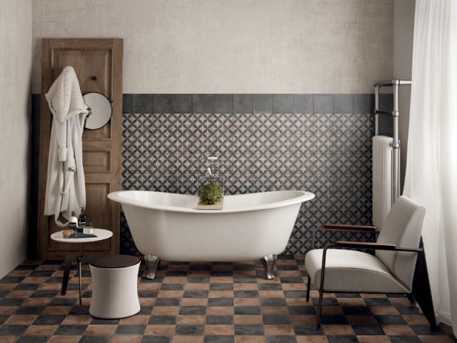 Carrelage 10 inspirations originales pour ma salle de bains for Carreaux pour salle de bain