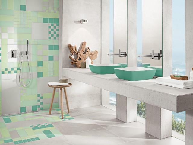 Carrelage Inspirations Originales Pour Ma Salle De Bains - Carrelage salle de bain original