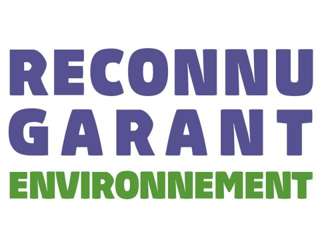 """Label RGE pour """"Reconnu garant de l'environnement"""""""