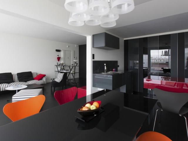Des meubles en verre laqué, design et esthétiques