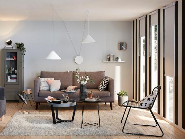 design rideau camouflage blanc leroy merlin 89 saint. Black Bedroom Furniture Sets. Home Design Ideas