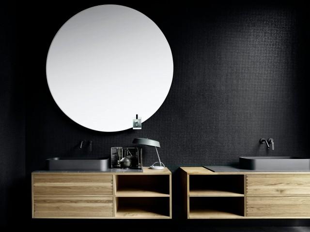 Miroir rond 10 mod les pour ma salle de bains for Miroir xxl rond