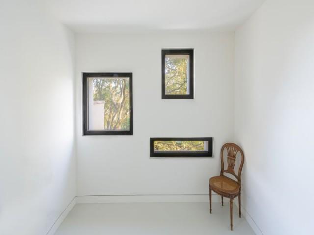 Vers des cadrages photographiques - Réalisation-extension d'un mazet, un petit mas provençal dans le Gard