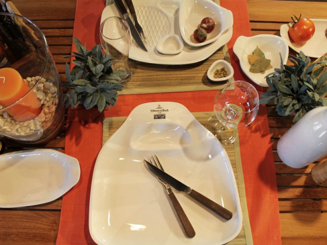 Villeroy & Boch s'invite aux barbecues