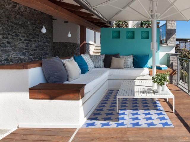 Un océan de tapis sur votre terrasse