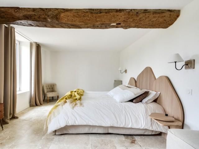 Une tête de lit sur mesure