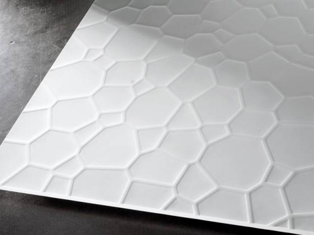Façades texturées