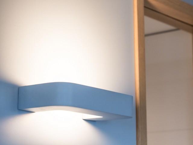 Des luminaires en harmonie avec la boîte