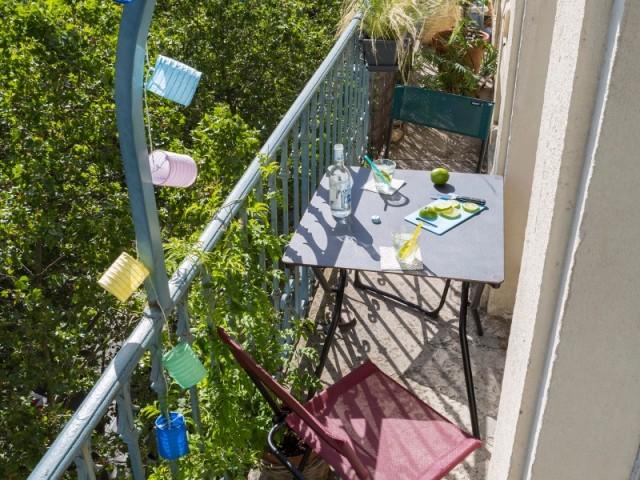 Petit Balcon 10 Astuces Gain De Place