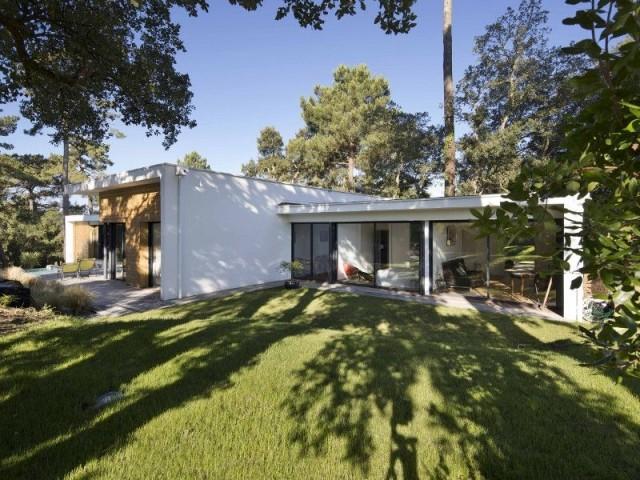 Villa Landaise avec piscine : profiter du soleil levant - Villa Landaise