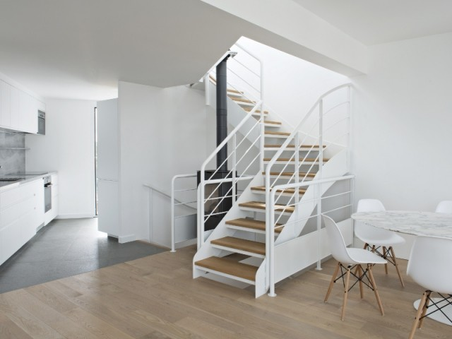 Des maisons au style contemporain