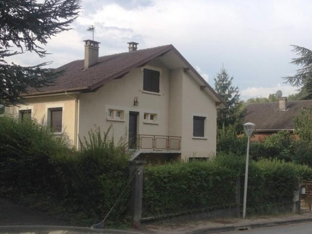 La maison avant l'intervention des architectes