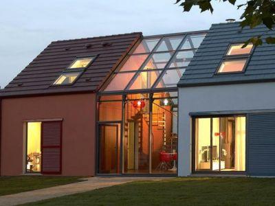 22 maisons innovantes l 39 honneur page 20 for Maison geoxia