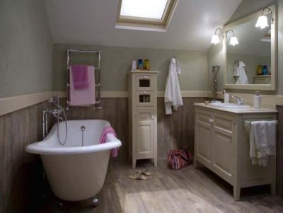Salle de bain de charme tous les produits et articles de d coration sur elle maison for Decoration maison salle de bain