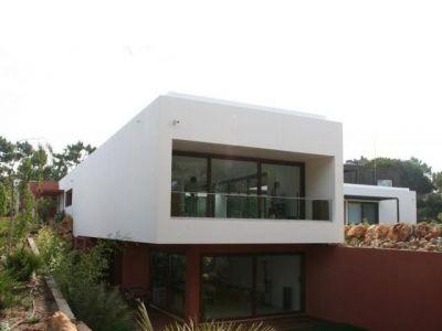Le Corian® s'invite en façade de maison