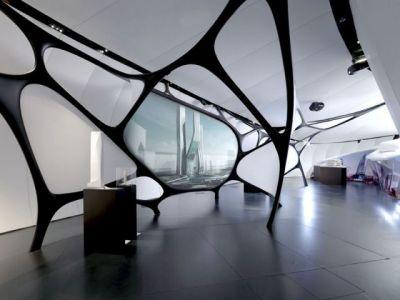 Le pavillon mobile de Zaha Hadid bientôt à La Défense ?