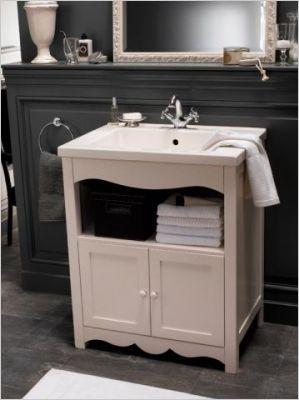 salle de bain de charme tous les produits et articles de d coration sur elle maison. Black Bedroom Furniture Sets. Home Design Ideas
