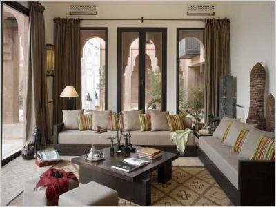 d coration de la maison decoration villa maroc