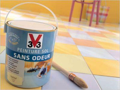 Des mat riaux color s page 4 - Peinture sol ideco v33 ...