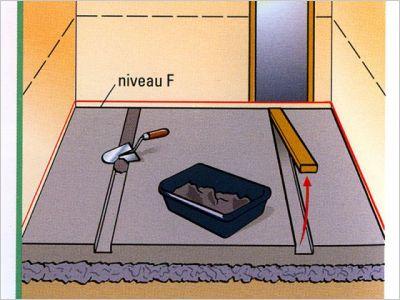 Couler une dalle de b ton page 5 - Comment faire une dalle beton interieur ...