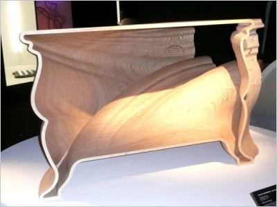 Meuble contreplaque design atelier retouche paris for Meuble contre canape
