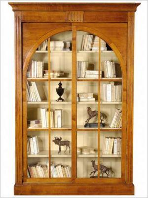 bibliotheque classique tous les objets de d coration sur elle maison. Black Bedroom Furniture Sets. Home Design Ideas