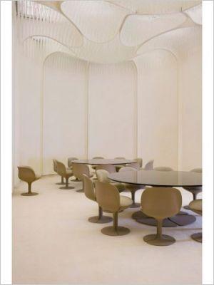 pierre paulin le design au service du public notre loft. Black Bedroom Furniture Sets. Home Design Ideas