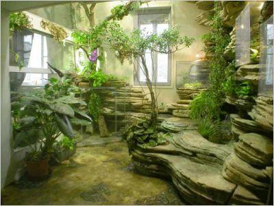 D coration maison jungle for Decoration maison nature