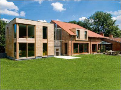 Visiter des maisons d 39 architectes page 5 - Architecte de jardin brabant wallon ...