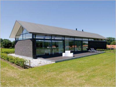 Maison d architecte tous les produits et articles de d coration sur elle maison for Architecture maison en belgique