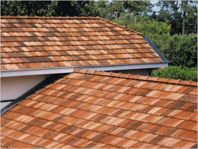 Plaque couverture toit