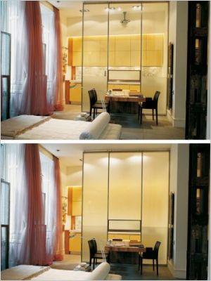cloisons le pouvoir du verre page 6. Black Bedroom Furniture Sets. Home Design Ideas
