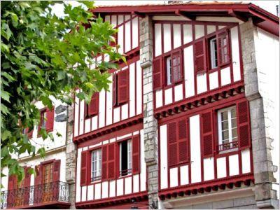 D co maison basque - Maison basque contemporaine ...